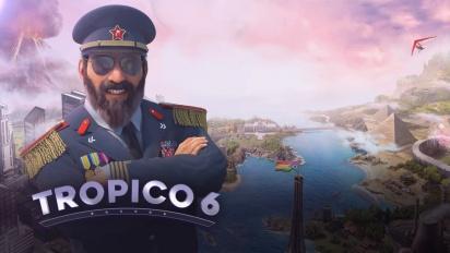 Tropico 6 - Spitter DLC Traileri