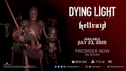 Dying Light - Hellraid DLC Announcement Traileri