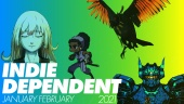 Indie Dependent January - February 2021