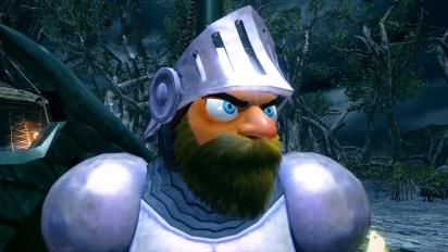 Monster Hunter Rise - Ghosts 'n Goblins Collab Traileri