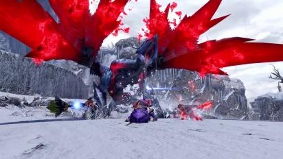 Monster Hunter Rise - Steam PC -traileri