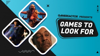 Games To Look For - lokakuu 2021