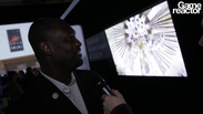 CES 13: Sony 4K OLED TV Interview