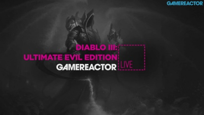 GR Live -uusinta: Diablo III - 05.01.2016
