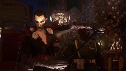 Dishonored 2 -Virallinen E3:n pelikuvatraileri