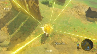 The Legend of Zelda: Breath of the Wild - Runes Gameplay
