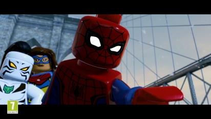 Lego Marvel Super Heroes 2 - julkaisutraileri