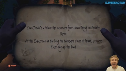 Gamereactor pelaa - Sea of Thieves - suljettu beta