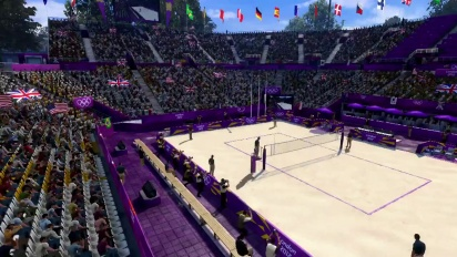 London 2012 - The Official Video Game of the Olympic Games - Horse Guards Flythrough Trailer