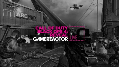 Gr Liven uusinta - Black Ops 4:n julkistus