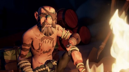 Sea of Thieves - The Hungering Deep -traileri