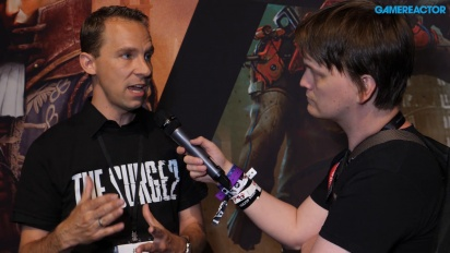 The Surge 2 - Jan Klose haastattelussa