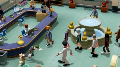 Two Point Hospital - Sandbox: Freeplay virallinen traileri