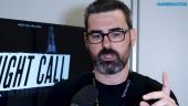 Night Call - Laurent Victorino haastattelussa