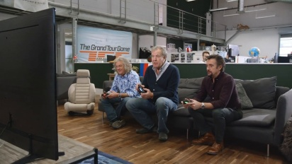 The Grand Tour Game team wishes you clean racing lines and top times in 2019!