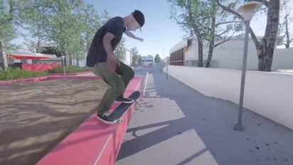 Skater XL - Early Access -traileri