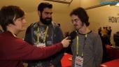 Soup Raiders - Elias Farhan ja Alexis Simonetta haastattelussa