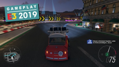 Forza Horizon 4: Lego Speed Champions - pelikuvaa