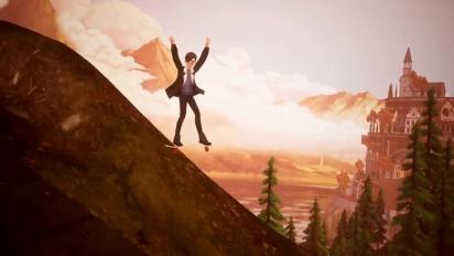 The Artful Escape - X019-traileri