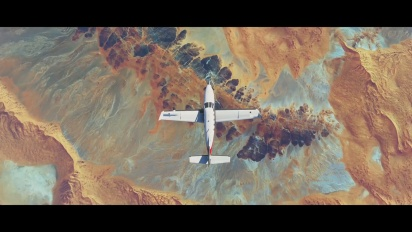Microsoft Flight Simulator - pelikuvatraileri