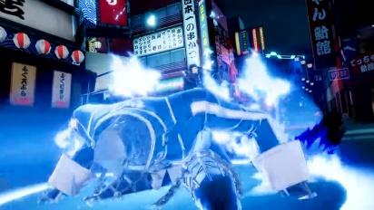 Persona 5 Scramble - Zenkichi Hasegawa Character Trailer (japaniksi)
