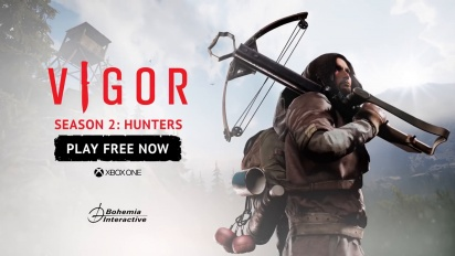 Vigor - Season 2: Hunters Traileri