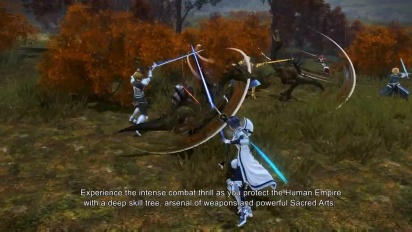 Sword Art Online: Alicization Lycoris - Battle Gameplay Traileri