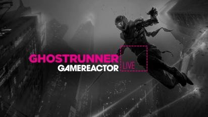GR Liven uusinta: Ghostrunner