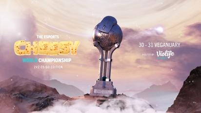 Cheesy World Championship - paljastustraileri