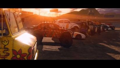 Wreckfest - Playstation 5 & Xbox Series -julkaisutraileri
