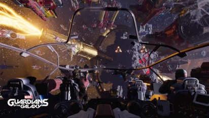 Marvel's Guardians of the Galaxy - PC Tech -traileri