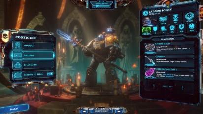 Warhammer 40,000: Chaos Gate - Daemonhunters - Gameplay Reveal Traileri
