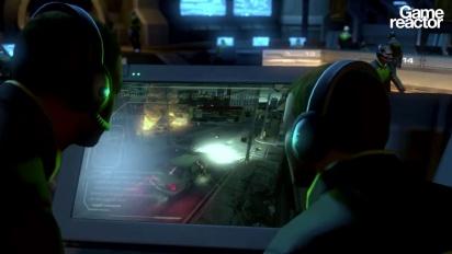 XCOM: Enemy Unknown - ensimmäiset 10 minuuttia