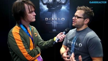 Diablo III: Ultimate Evil Edition - Josh Mosqueiran haastattelu