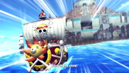 One Piece: Pirate Warriors 3 - Gameplay Trailer