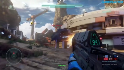 GRTV:n Game of the Year - #3 Halo 5: Guardians