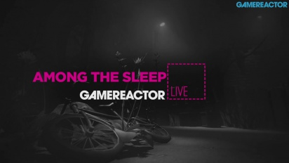 GR Live -uusinta: Among the Sleep - 05.01.2016