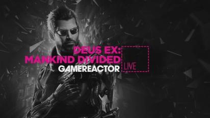 GR Liven uusinta - Deus Ex: Mankind Divided