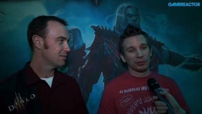Diablo III: Rise of the Necromancer - Rob Foote & Matthew Berger Interview