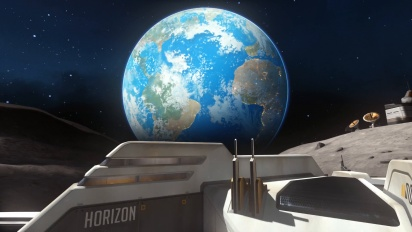 Overwatch - Horizon Lunar Colony -karttaennakko