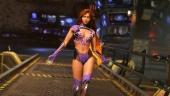 Injustice 2 - esittelyssä Starfire