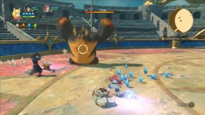 Ni no Kuni II: Revenant Kingdom - E3 Demon peluu