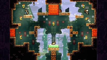 TowerFall - Nintendo Switch -julkistustraileri