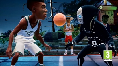 NBA 2K Playgrounds 2 - Buon Halloween -traileri