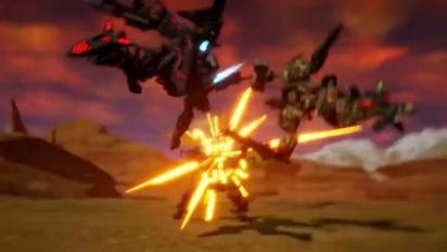 Daemon X Machina - julkaisupäivän traileri