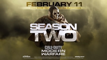 Call of Duty: Modern Warfare - Season Two Traileri