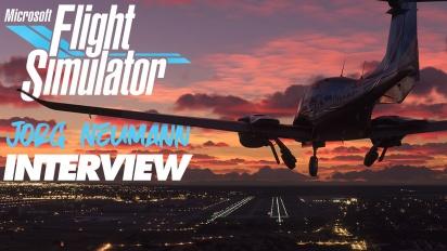 Microsoft Flight Simulator - Jorg Neumann haastattelussa