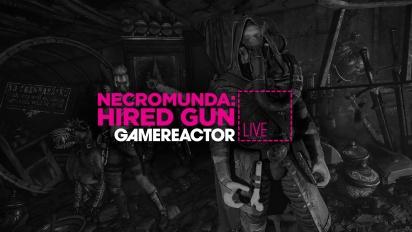 GR Liven uusinta: Necromunda: Hired Gun