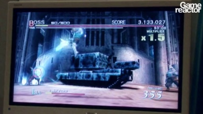 GDC 2010: Sin & Punishment: Successor of the Skies - Gameplay