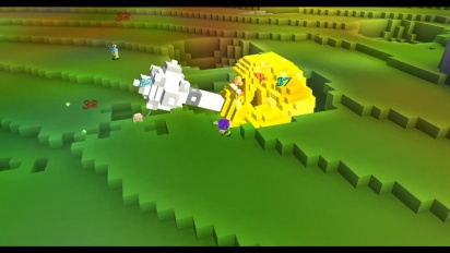 Cube World - Trolls! Trailer